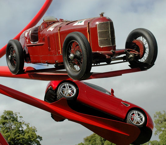 Fastest Car In The World's Most Expensive: Alfa Romeo At