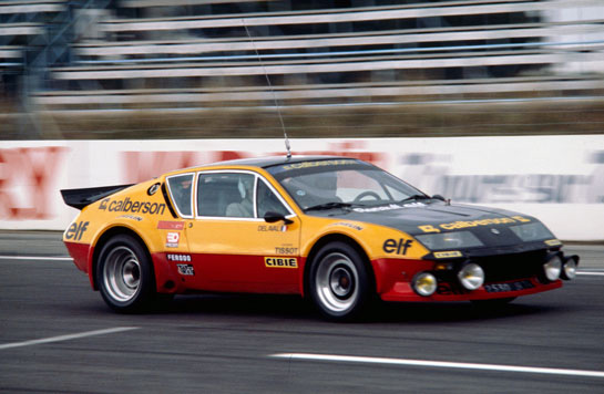 Alpine A310 Group 4