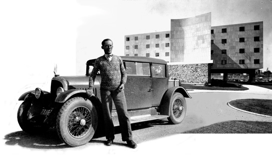 Le-Corbusier-and-Voisin