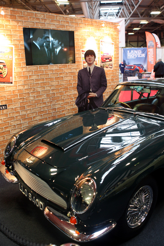 Beatle S Cars Star At Nec