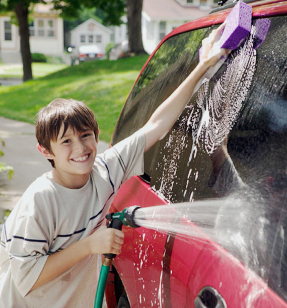 How Much Is An Average Car Wash