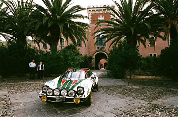 A magic blend, the Stratos and Sicily...