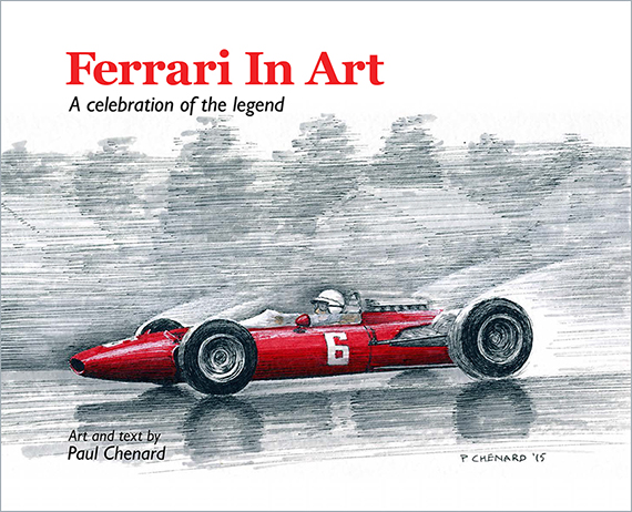 VeloceToday_Ferrari in Art cover_570