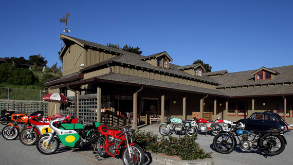 (Randy Wilder / Talbott Motorcycle Museum)