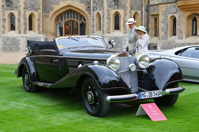 Maserati Van Nuys >> Windsor Castle Concours of Elegance with Jonathan Sharp
