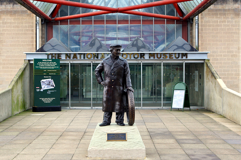 Come on in, we are going to show you the neatest Museum in all of the UK.