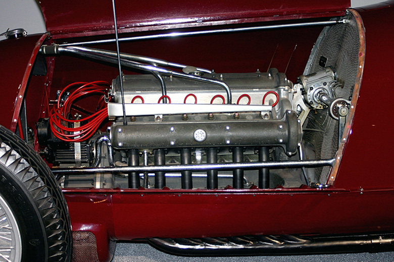 Tipo C 12 cylinder 1936