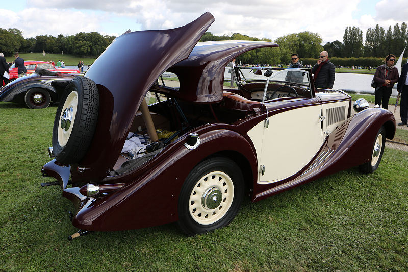 Chantilly Arts Amp Elegance Concours