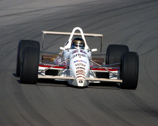 The History Of The March Alfa Romeo Indy Cars