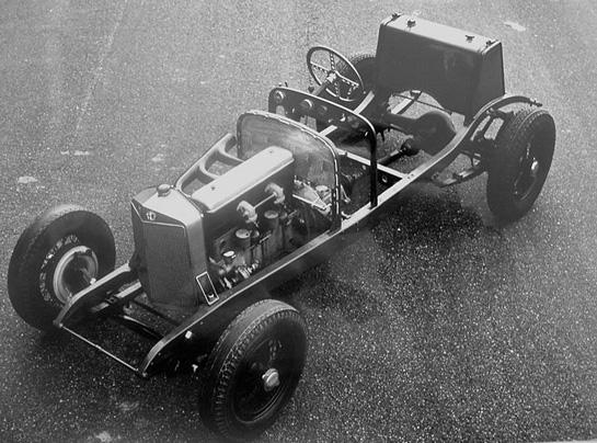 Giuseppe Merosi And The Alfa Romeo Rl Series Part Ii