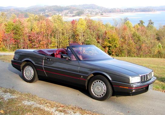 The Allante: Ultimate Italian Cadillac