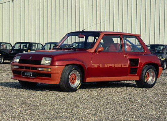 renault 5 turbo. Black Bedroom Furniture Sets. Home Design Ideas