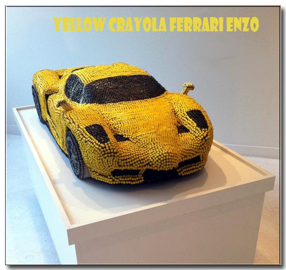 yellow crayola enzo