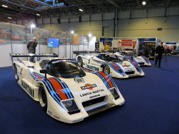 Autosport Racing Car Show, Birmingham