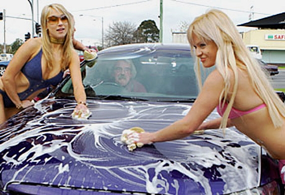 Car Paint Protection >> Behold, the Self Cleaning Car
