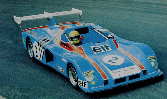 History And Restoration Of The Alpine Renault A441 3 P1