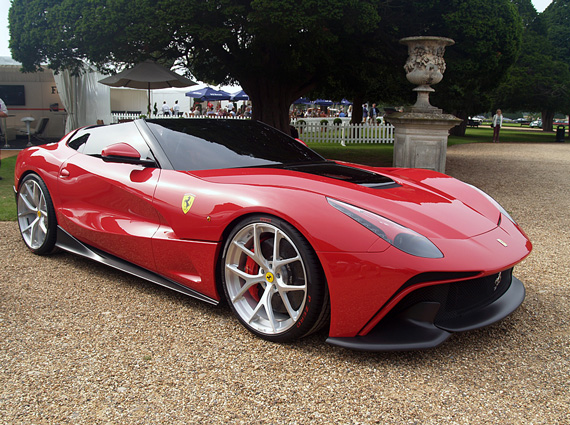 La Ferrari F12 Trs 458 By Evolution 2