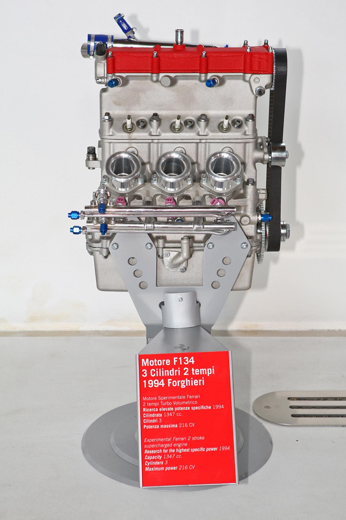 Ferrari f1 museum