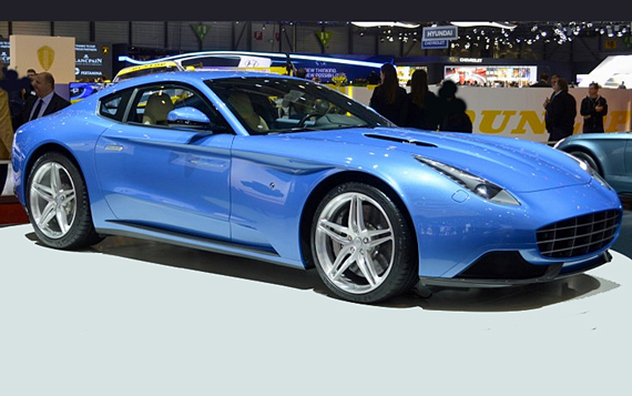 Italian Car Design Stasis Or Change - Italian car show