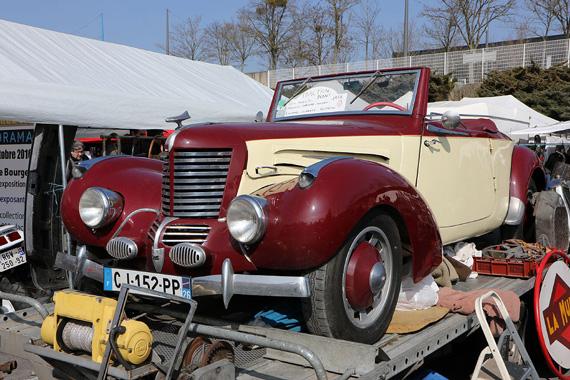 Th Reims Vintage Car Show - Vintage car show