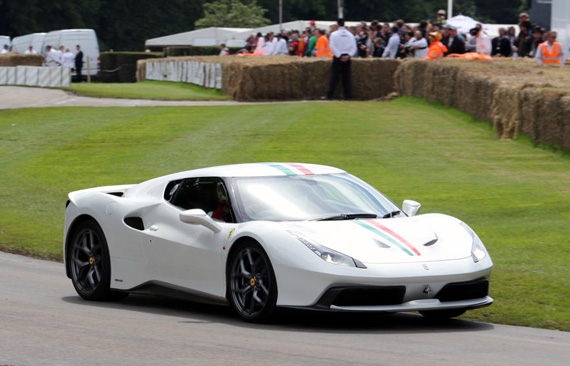 Goodwood Festival Of Speed Part Four